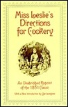 Miss Leslie's Directions for Cookery