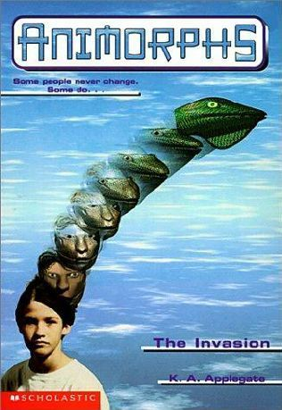 The Invasion by Katherine Applegate