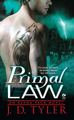 Primal Law by J.D. Tyler