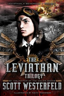 The Leviathan Trilogy by Scott Westerfeld