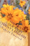 The Holy Qur'An In Today's English by Anonymous