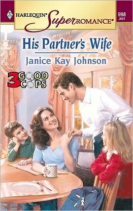 His Partner's Wife by Janice Kay Johnson