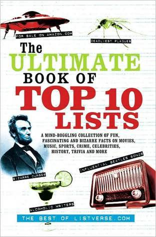 The Ultimate Book of Top Ten Lists