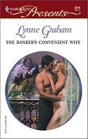 The Banker's Convenient Wife by Lynne Graham