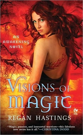 Visions of Magic (The Awakening #1)