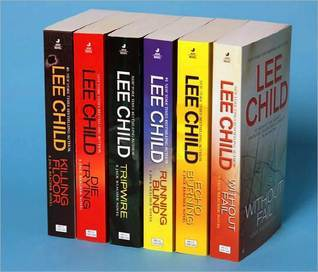 Lee Child's Jack Reacher Books 1-6: With Prose Translations (Jack ...