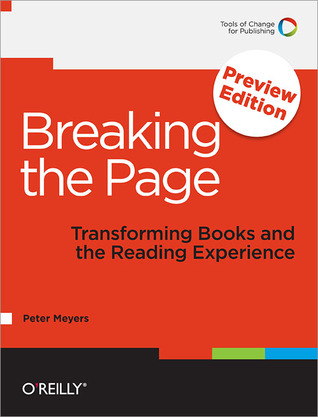 Breaking the Page by Peter Meyers