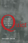 Quiet: The Power ...