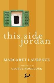 This Side Jordan by Margaret Laurence