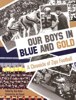 Our Boys in Blue and Gold by Tara Kaloz