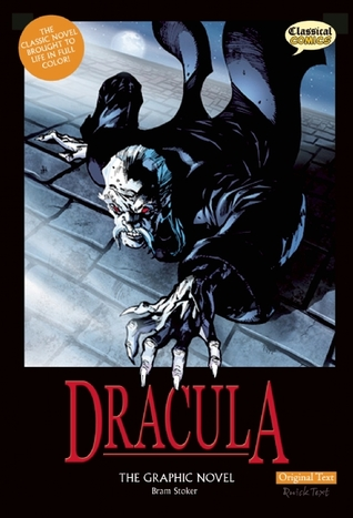 Dracula The Graphic Novel: Original Text