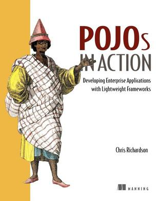 POJOs in Action by Chris Richardson