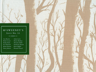 McSweeney's #16 by Dave Eggers