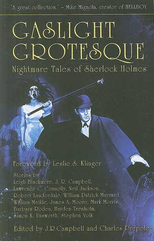 Gaslight Grotesque by J.R. Campbell
