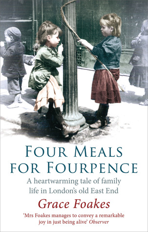 Four Meals for Fourpence by Grace Foakes