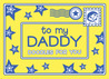 To My Daddy: Doodles for You
