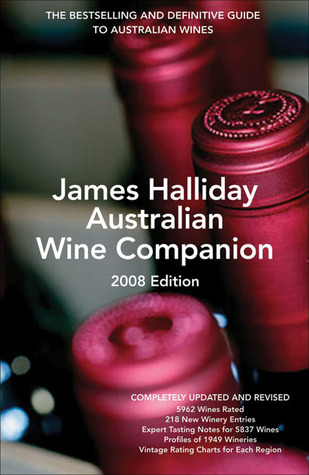 James Halliday Australian Wine Companion 2008