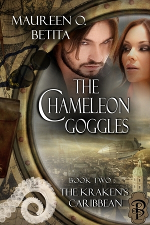 The Chameleon Goggles (The Kraken's Caribbean #2)