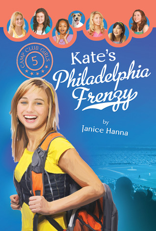 Kate's Philadelphia Frenzy by Janice Hanna