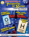 Jumpstarters for Properties of Matter, Grades 4 - 12