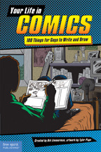 Your Life in Comics by Bill Zimmerman