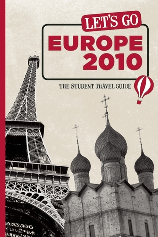 Let's Go Europe 2010 by Harvard Student Agencies Inc.
