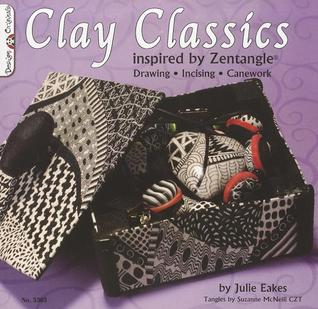 Clay Classics Inspired by Zentangle®: Drawing and Sizing Canework