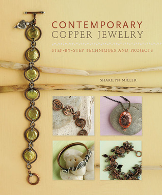 Contemporary Copper Jewelry by Sharilyn Miller