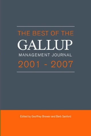 Best of the Gallup Management Journal 2001-2007