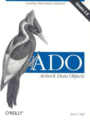 ADO:  ActiveX Data Objects: ActiveX Data Objects