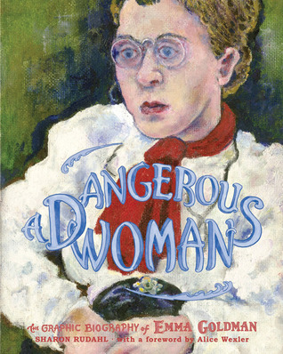 A Dangerous Woman by Sharon Rudahl