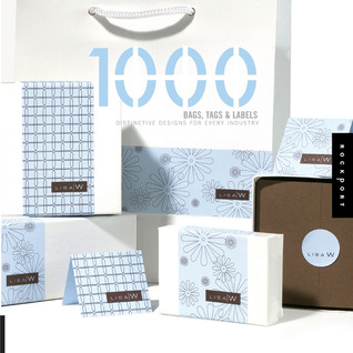 1000 Bags Tags and Labels Distinctive Designs for Every