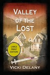 Valley of the Lost by Vicki Delany