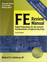 FE Review Manual: Rapid Preparation for the General Fundamentals of Engineering Exam