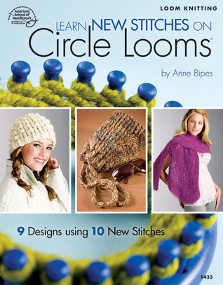 Learn New Stitches on Circle Looms by DRG Publishing