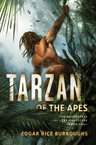 Tarzan of the Apes (Fall River Press Edition) by Edgar Rice Burroughs
