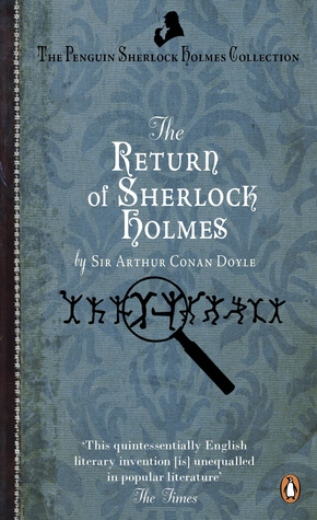 The Return of Sherlock Holmes by Arthur Conan Doyle