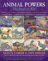 Animal Powers Meditation Kit: Spiritual Guidance from Your Totem Teachers [With 12 Contemplation Cards and Animal Power Amulet and Guided Meditation C
