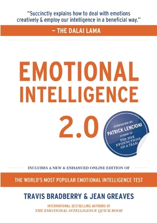 Emotional Intelligence 2.0 by Travis Bradberry