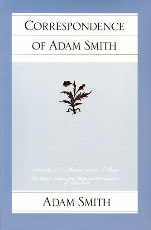 Correspondence by Adam Smith