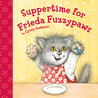 Suppertime for Frieda Fuzzypaws