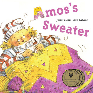 Amos's Sweater by Janet Lunn