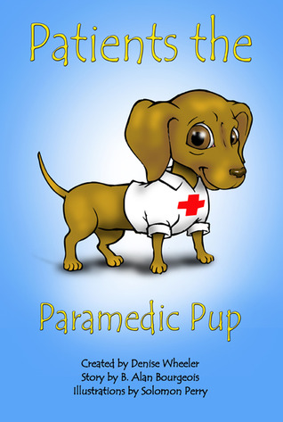 Patients the Paramedic Pup