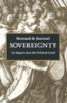 Sovereignty by Bertrand De Jouvenel