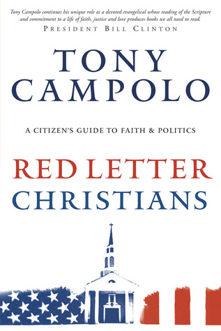 Red Letter Christians by Tony Campolo