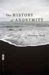 The History of Anonymity: Poems