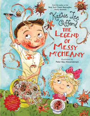 The Legend of Messy M'Cheany