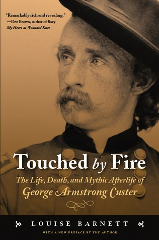 Touched by Fire by Louise Barnett