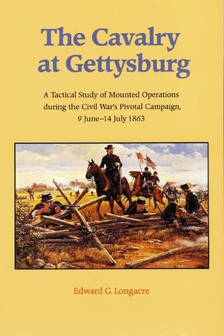 The Cavalry at Gettysburg by Edward G. Longacre
