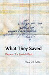 What They Saved: Pieces of a Jewish Past